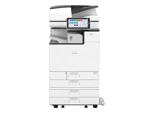 Lease to own or rent or buy Ricoh IM C3000/IM C3500 Laser Color Multifunction Printer Copier Scanner