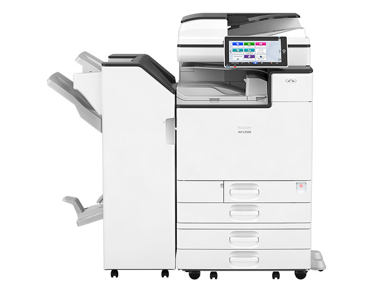 Lease to own or buy or rent Ricoh Color Laser Multifunction IM C2000/IM C2500