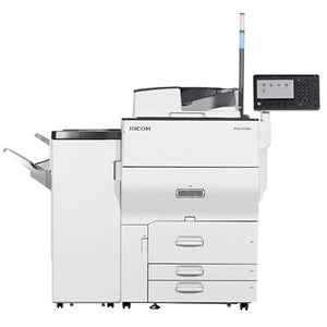 Ricoh Pro C5100s Color Laser HIGH QUALITY 1200x4800 dpi FAST 65PPM Print Shop Photocopier