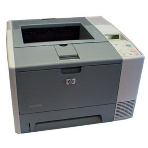 Refurbished HP LaserJet 2430tn Mononchrome Printer - Precision Toner