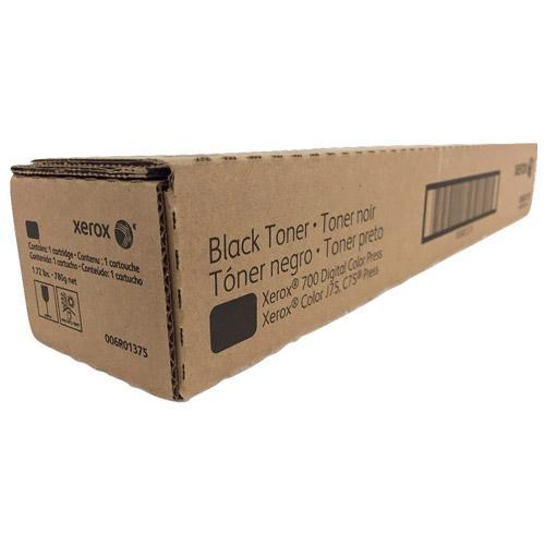 Genuine Xerox 006R01375 Original Toner Cartridge Black (700 C75 J75)