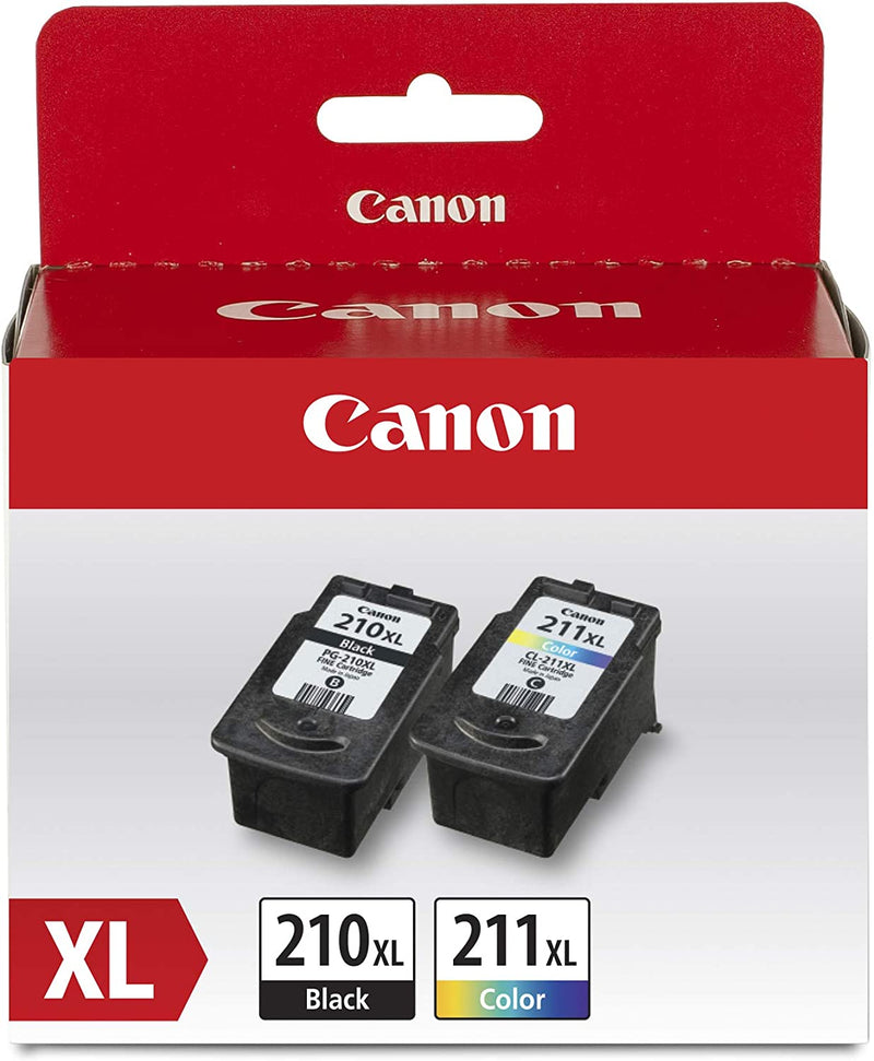 Absolute Toner 2973B019 CANON XL PG-210/CL-211 VLPK Canon Ink Cartridges