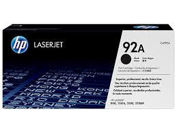 HP C4092A 92A BLACK TONER CARTRIDGE (Open Box) - Precision Toner