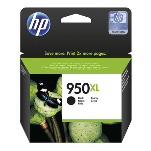 HP 950XL OEM Black Ink Cartridge (CN045AN)