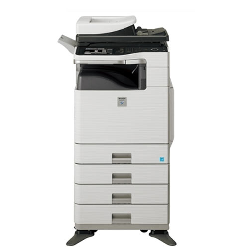 Sharp MX-B402SC Black & White Printer Copier Scanner Copy Machine - Precision Toner