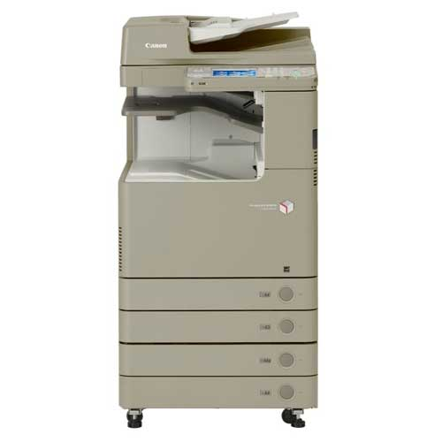 Canon imageRUNNER ADVANCE C2225 2225 IRAC2225 Color Copier REPOSSESSED Only 65K Pages