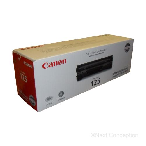 Absolute Toner 3484B001 Canon 125 BLACK TONER Canon Toner Cartridges