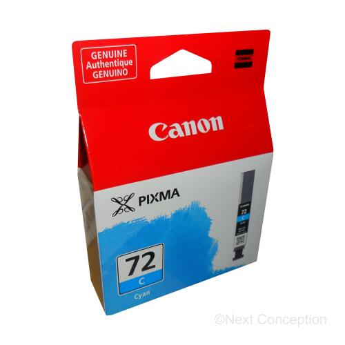 Absolute Toner 6404B002 CANON PGI72C CYAN INK FOR PIXMA PRO10 Canon Ink Cartridges