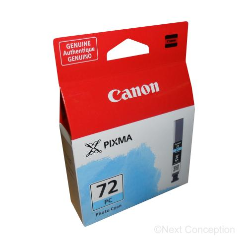 Absolute Toner 6407B002 Canon PGI72PC PHOTO CYAN Canon Ink Cartridges