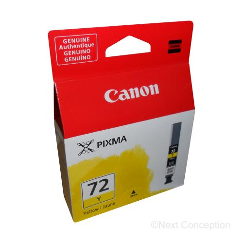 Absolute Toner 6406B002 CANON PGI72Y YELLOW INK FOR PIXMA PRO10 Canon Ink Cartridges
