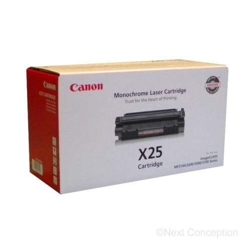 Absolute Toner 8489A001AA Canon X25 BLACK TONER Canon Toner Cartridges