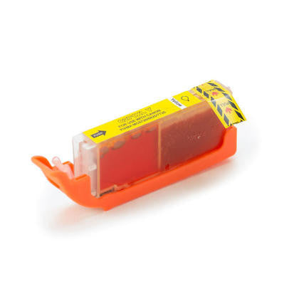 Canon CLI-271XL Compatible High Yield Yellow Ink Cartridge (0339C001) - Precision Toner
