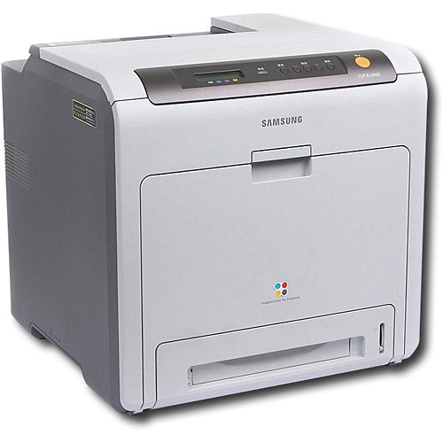 Samsung CLP-610ND Color Laser Printer - Precision Toner