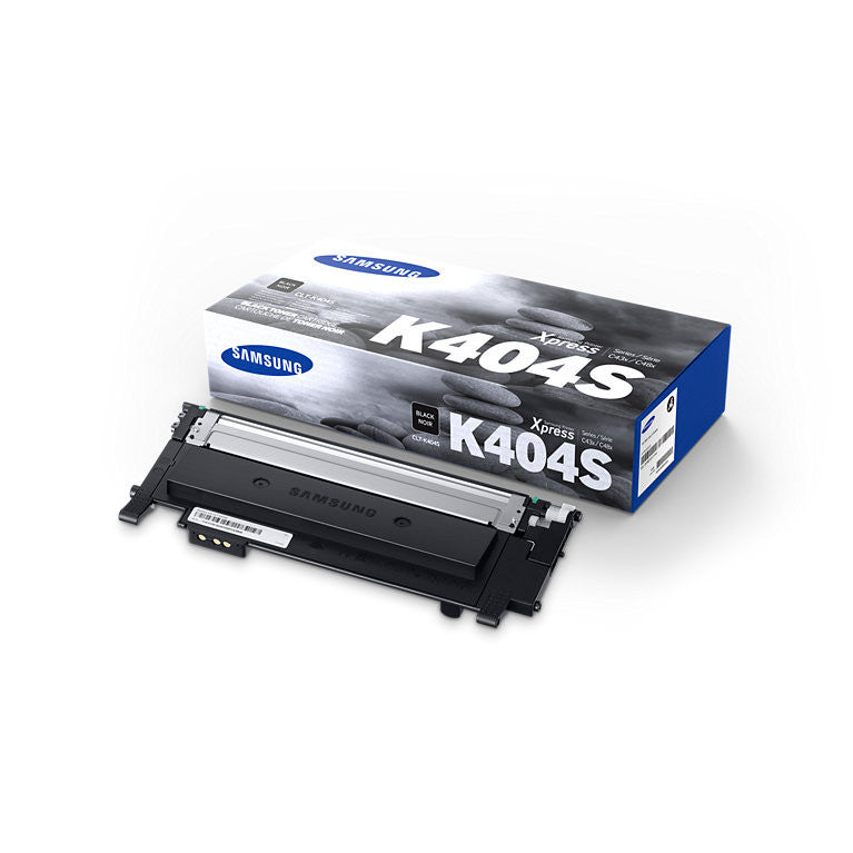 Samsung CLT-K404S OEM Black Toner Cartridge