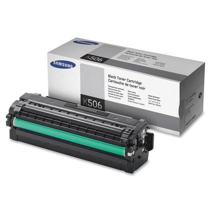 Samsung CLT-K506L OEM High Yield Black Toner Cartridge - Precision Toner