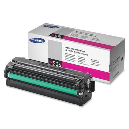 Samsung CLT-M506L OEM High Yield Magenta Toner Cartridge - Precision Toner