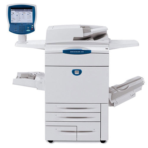 Xerox DocuColor DC 250 Color Professional production Colour Printing Multifunction Copier Scanner 12x18 - Precision Toner