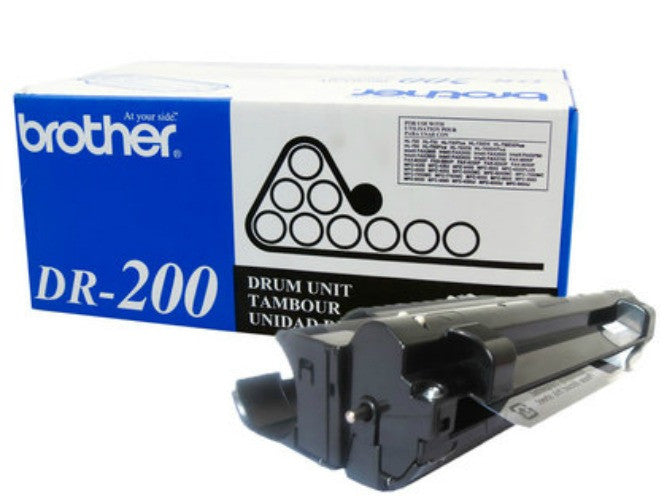 Brother DR-200 OEM Drum Unit Cartridge (Open Box)