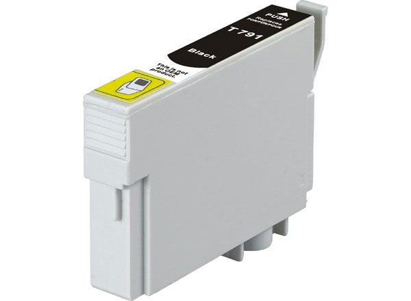 Epson T079120 Compatible High Yield Black Ink Cartridge (Epson 79) - Precision Toner