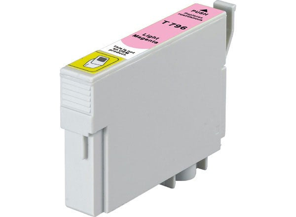 Epson T079620 Compatible High Yield Light Magenta Ink Cartridge (Epson 79) - Precision Toner