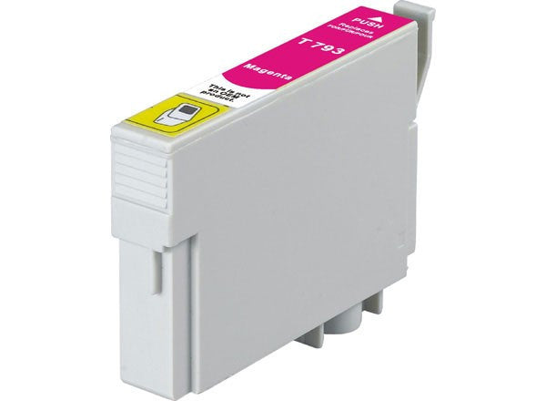 Epson T079320 Compatible High Yield Magenta Ink Cartridge (Epson 79) - Precision Toner