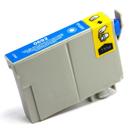 Epson T069220 Compatible Cyan Ink Cartridge (Epson 69)