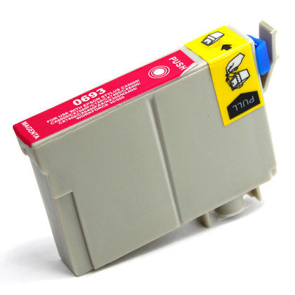 Epson T069320 Compatible Magenta Ink Cartridge (Epson 69) - Precision Toner