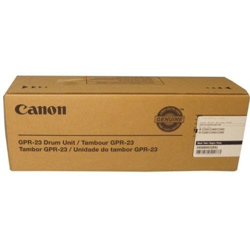 Canon GPR-23 OEM Black Drum Unit Cartridge (0456B003AA) - Precision Toner