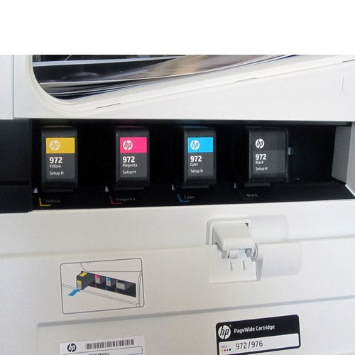HP PageWide Pro 577dw Color Printer Copier Scanner - Half Price Demo unit - Precision Toner