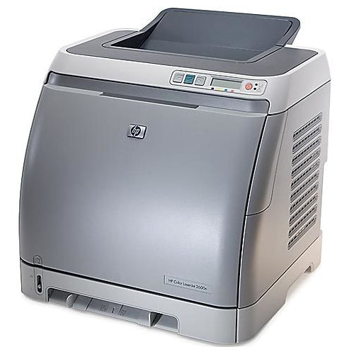 HP LaserJet 2600N Color Printer - Refurbished - Precision Toner