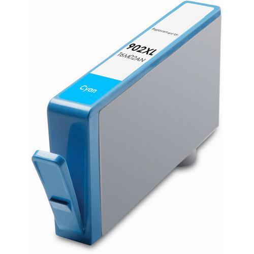 Ink Cartridge Compatible HP 902XL 902 High Yield Cyan (T6M02AN) - Precision Toner