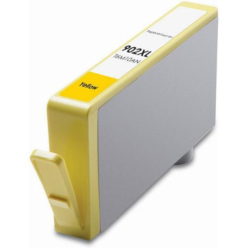 Ink Cartridge Compatible HP 902XL 902 High Yield Yellow (T6M10AN) - Precision Toner