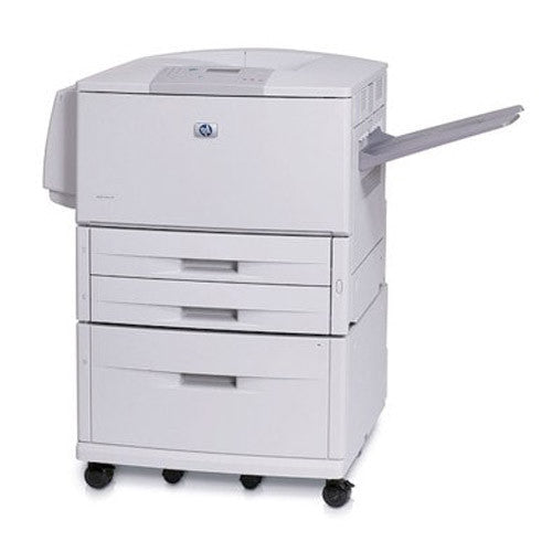 HP LaserJet 9050DN 9050 Monochrom Printer Copier Scanner - OFF LEASE PROMO OFFER - Precision Toner