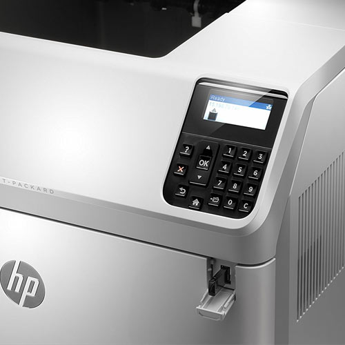 HP LaserJet Enterprise M605n Multifunction Laser Printer Brand New - No box - Precision Toner