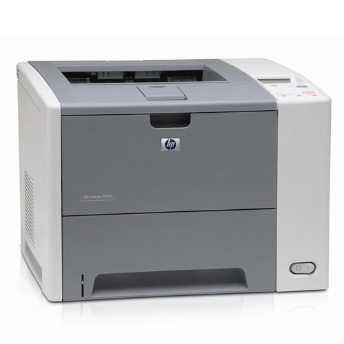 HP LaserJet P3005N Monochrome Multifunction Printer - Precision Toner
