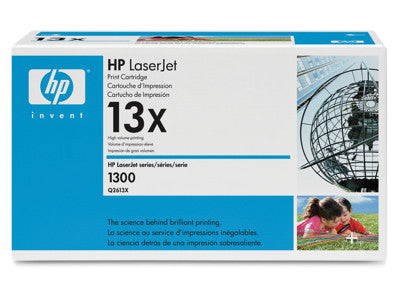 HP Q2613X OEM High Yield Black Toner Cartridge (HP 13X) - Precision Toner