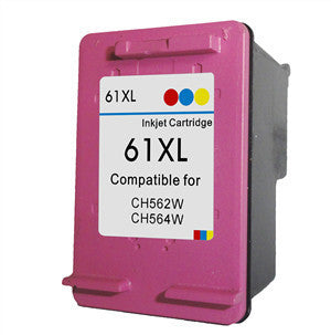 HP 61XL Compatible High Yield Tri-Color Ink Cartridge - Absolute Toner