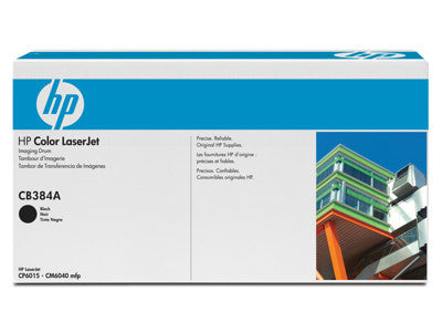HP CB384A OEM Black Image Drum Unit Cartridge (HP 824A) - Precision Toner