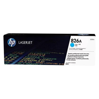 HP CF311A OEM Cyan Toner Cartridge (HP 826A) - Precision Toner
