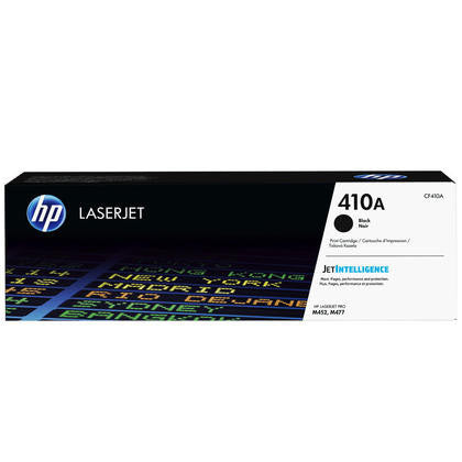 HP CF410A OEM Black Toner Cartridge (HP 410A) - Precision Toner