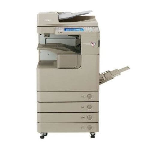 Canon ImageRUNNER Advance IRA 4025 Monochrome Copier Printer Scanner REPOSSESSED - Precision Toner