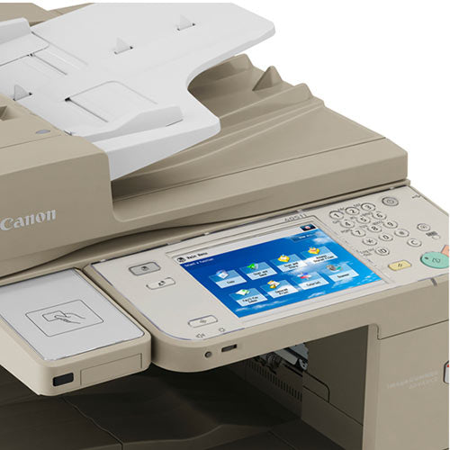 51PPM Canon imageRUNNER ADVANCE 4051 Monochrome Copier, Color Scanner Printer, Scan 2 email - Precision Toner