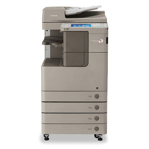 Canon imageRUNNER ADVANCE IRA 4225 Monochrome Copier Printer Scanner FAX Scan to Email 11x17 REPOSSESSED only 2k pages - Precision Toner