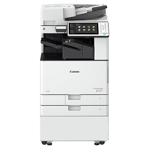 REPOSSESSED Canon imageRUNNER Advance C3525i C3525 Color Multifunction Printer 11x17 - Precision Toner