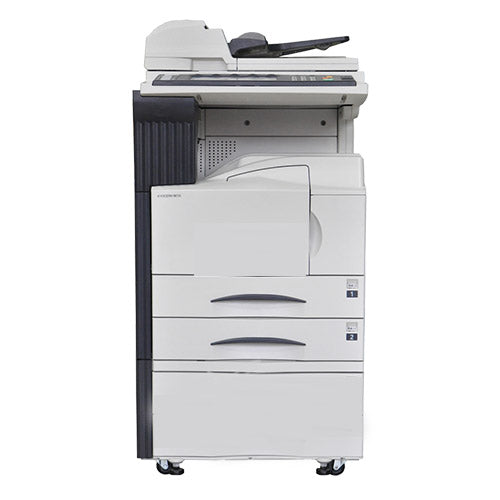 Kyocera KM-4035 Black and White A3 11x17 Multifunction Printer Copier Scanner Fax - Precision Toner