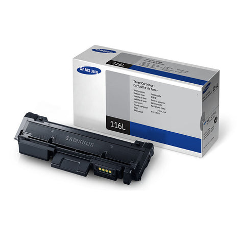 Samsung MLT-D116L OEM High Yield Black Toner Cartridge