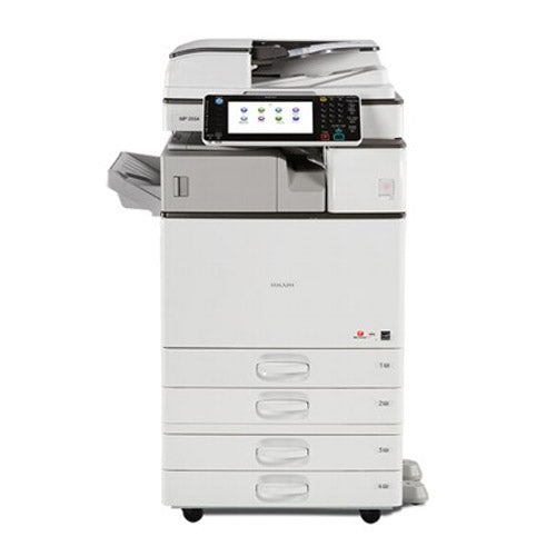 $95/month Only 3910 Pages Printed - Ricoh MP C2503 2503 MPC2503 Color 11x17 Copy Machine Multifunction - REPOSSESSED - Precision Toner