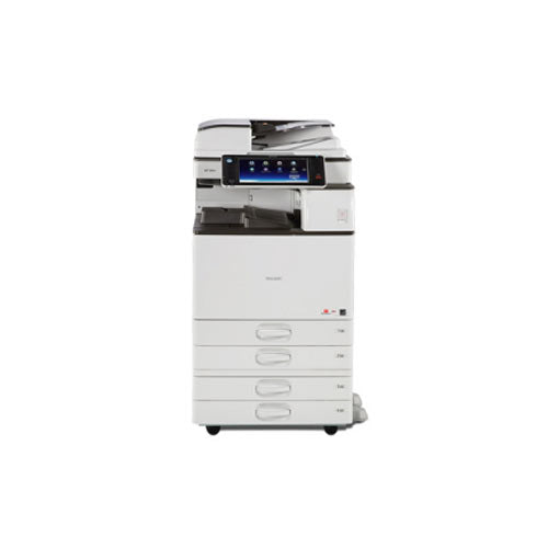 Repossessed Ricoh MP 3054 Monochrome Multifunction Printer Copier Color Scanner 11x17 A3 - Precision Toner