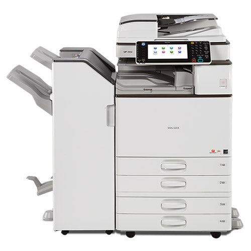 $85/month Ricoh Copier MP C3003 High colour quality Multifunction ALL INCLUSIVE PROGRAM Printer Copier - Low Volume - Precision Toner