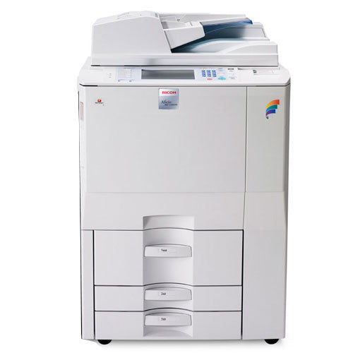 Ricoh Aficio MP C6000 High Speed 60 PPM Color Printer Copier Great deal for 60PPM copier